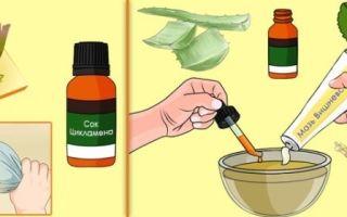 Лечение гайморита цикламеном: рецепты для приготовления капель