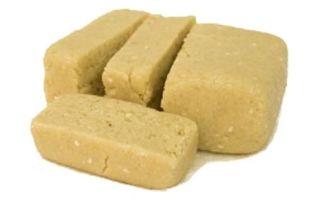 Халва: польза и вред для организма, калорийность продукта, противопоказания к употреблению