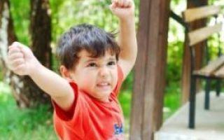 Гиперактивный ребенок: признаки, симптомы, причины