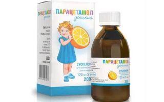 Парацетамол: инструкция по применению, дозировка для детей и взрослых