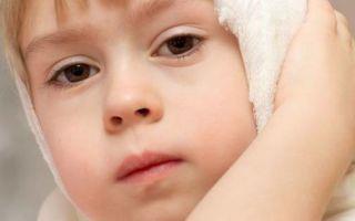 Отоантрит у детей раннего возраста: симптомы, методы диагностики и лечения