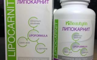 Липокарнит — отзывы реальных покупателей и врачей о средстве для похудения