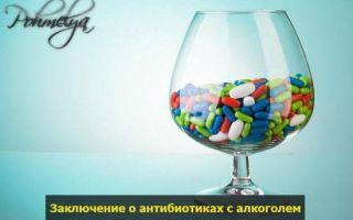Антибиотики и алкоголь: мифы и факты о сочетании, таблица совместимости и последствия приема