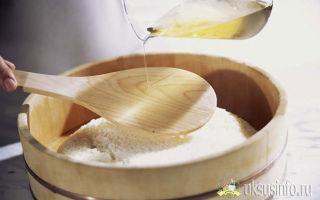 Рисовый уксус: разновидности, польза и вред для организма, правила использования продукта