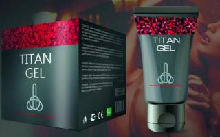 Титан Гель (Titan Gel) — отзывы врачей и реальных покупателей, помогает ли мужчинам увеличить пенис?
