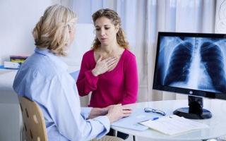Первые признаки рака легкого: стадии , диагностика и факторы, способствующие развитию