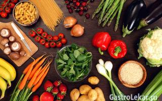 Что делать при обострении гастродуоденита: принципы диеты, разрешенные и запрещенные продукты, вкусные рецепты
