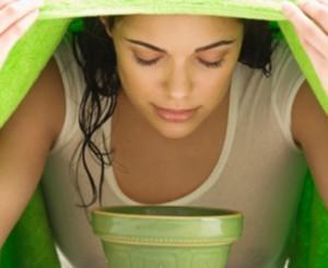 Паровая ванна для лица: как делать паровые бани для лица в домашних условиях