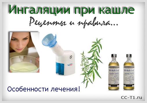 Как выбрать ингалятор для лечения кашля: виды небулазйеров, особенности, правила применения