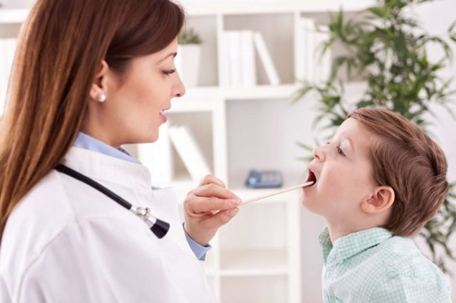Может быть ОРВИ, если ребенок активен, но имеется температура?