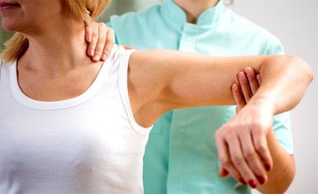 Вывих плеча: симптомы и фото, как вправить, лечение после вправления