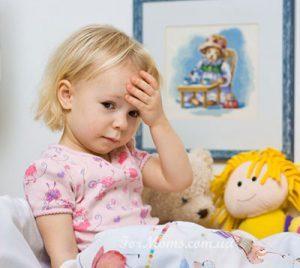 Почему после ротавирусной инфекции сохранилась тошнота?