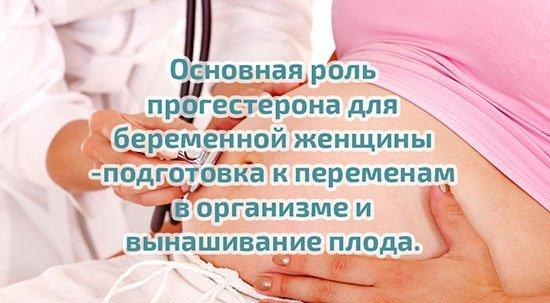 Прогестерон при беременности – анализ на прогестерон, нормы прогестерона по неделям беременности