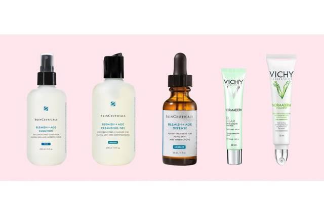 Косметика с кислотами для проблемной кожи: фруктовая и салициловая кислоты для лица