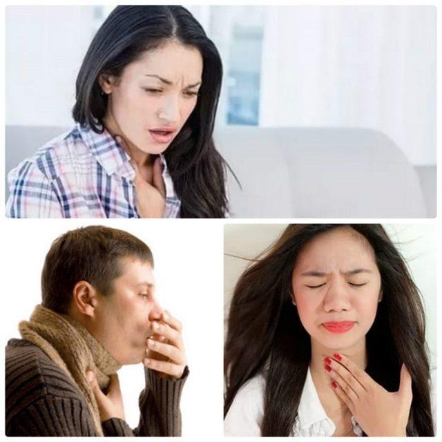 Першит в горле и хочется кашлять: причины что делать, как быстро вылечить