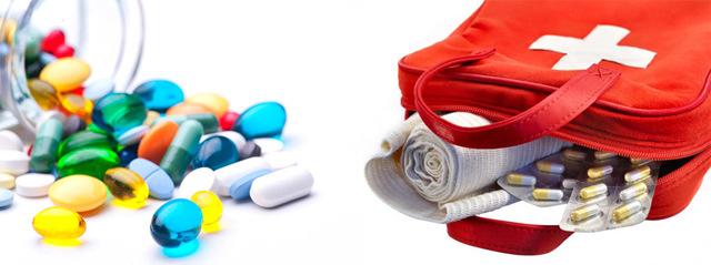 Как собрать дорожную аптечку: аптечка в отпуск на море, список препаратов