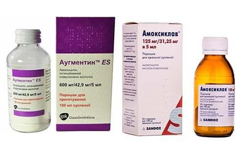 Аугментин или Амоксиклав: что лучше при ангине, при бронхите, для ребенка и взрослого