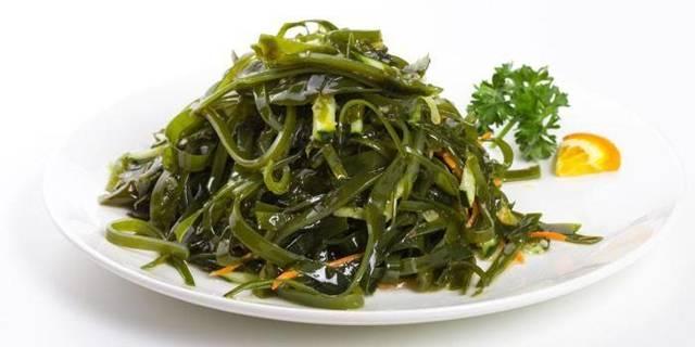 Морская капуста – польза и вред, химический состав, пищевая ценность, правила применения.