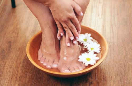 Появились высыпания на среднем пальце ноги, что это значит?