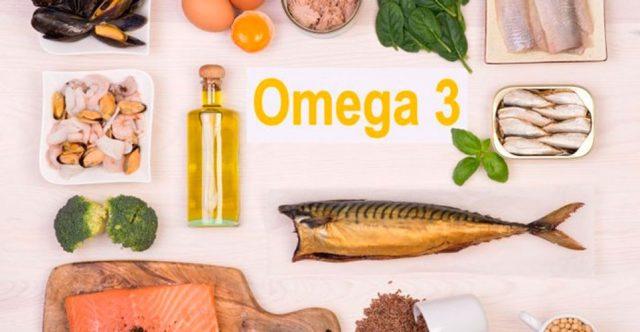 Омега-3 в продуктах, польза омега-3 для организма