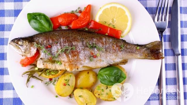 Полезные свойства форели, пищевая ценность продукта, советы по приготовлению рыбы