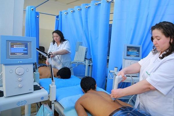 Физиотерапия и при простатите: лечение простатита лазером, ультразвуком, электрофорезом