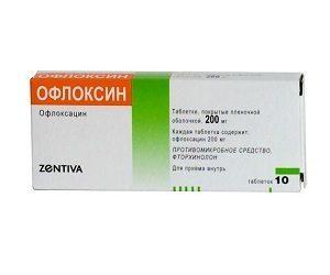 Офлоксацин: инструкция по применению таблеток, дозировка, аналоги офлоксацина