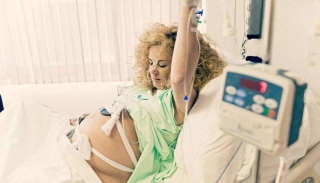 41 неделя беременности: перенашивание беременности, как искусственно вызывают роды