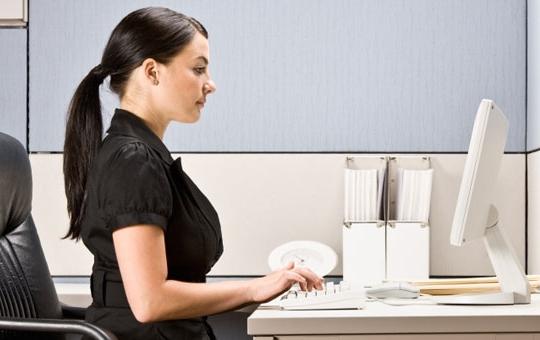 Компьютер и его влияние на здоровье человека: правила работы за компьютером