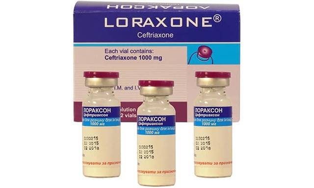 Лораксон или Цефтриаксон: что лучше, это одно и то же, отзывы врачей, состав и цена