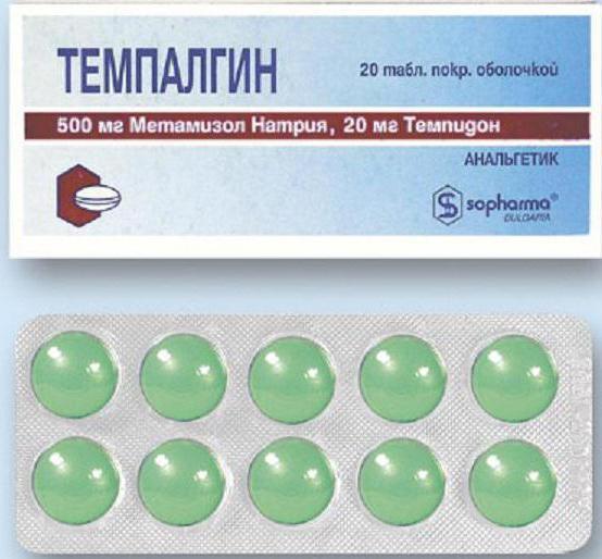 Пенталгин: от чего помогают таблетки, инструкция по применению, аналоги, состав