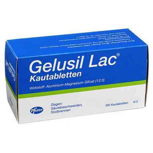 Гелусил-лак: инструкция по применению, аналоги, отзывы врачей