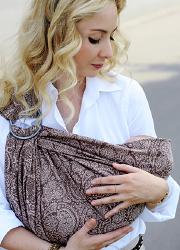 Как выбрать слинг для новорожденного, грудничка: слинг шарф, с кольцами, май слинг