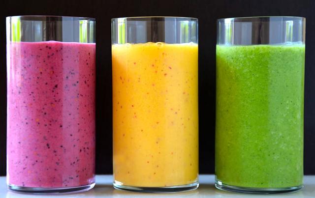 Полезные свойства смузи, состав и вред напитка, как приготовить смузи.