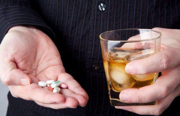 Транквилизаторы и алкоголь: можно ли совмещать, последствия совмещения