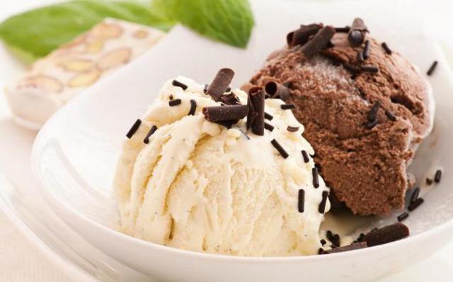 Полезные свойства мороженого, калорийность мороженого, вред от мороженого