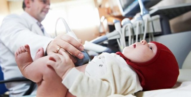 УЗИ почек детям: подготовка к исследования, нормы и расшифровка у детей