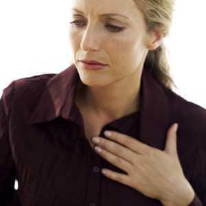 Почему возникает ощущение кома в горле и изжога