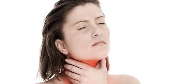 Как лечит боль в горле: что делать, если болит горло