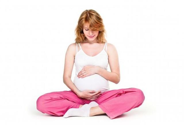 Полоска на животе у беременных: когда появляется, что это значит, когда пройдет, пол ребенка