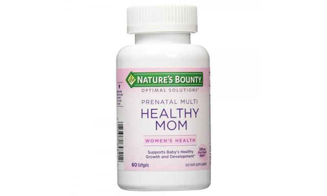 Витамины при грудном вскармливании для кормящей мамы: какие лучше?