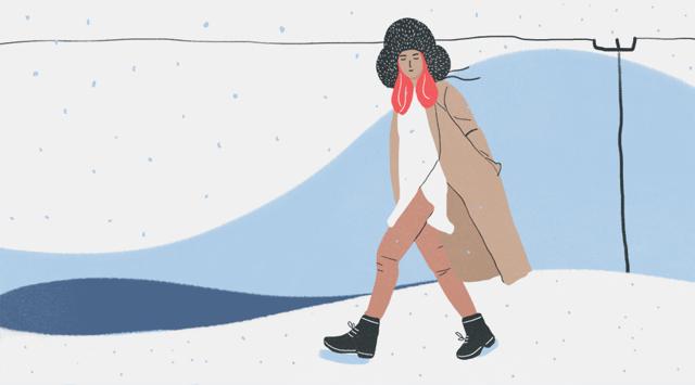Правила ухода за кожей зимой: уход за сухой кожей, маски для лица зимой в домашних условиях