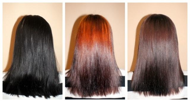 Как смыть краску с волос в домашних условиях: как вернуть свой цвет волос