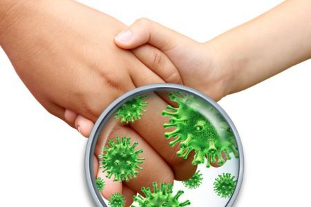 Как лечить контагиозный моллюск у ребенка