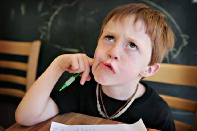 Причины рассеянности и невнимательности у детей - дошкольников и школьников