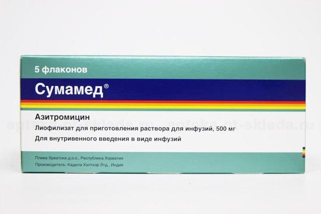 Нужно давать ребенку антибиотик при отите, если спала температура?
