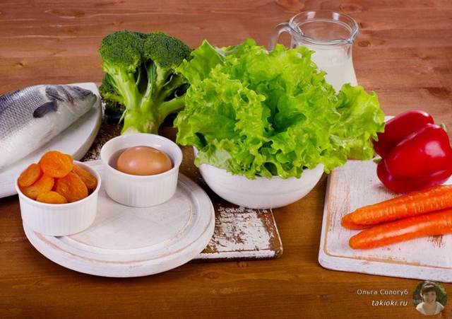 Витамин А: в каких продуктах содержится, для чего он нужен человеку, нормы потребления, последствия гипо- и гипервитаминоза по витамину a