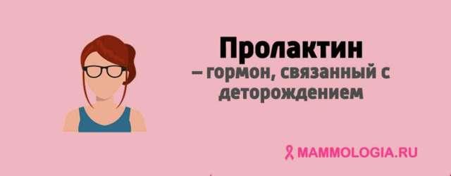 Повышенный пролактин у женщин: причины и методы лечения, нормы пролактина у женщины