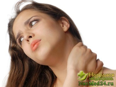 Миалгия шеи: симптомы, лечение медикаментами и средства народной медицины