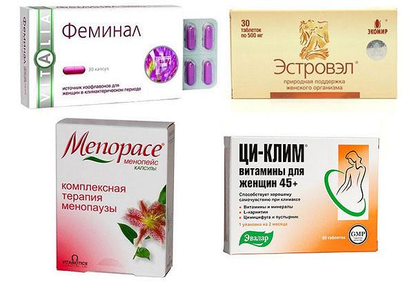 Менопауза: симптомы, признаки и лечение климакса, лекарственные препараты при климаксе
